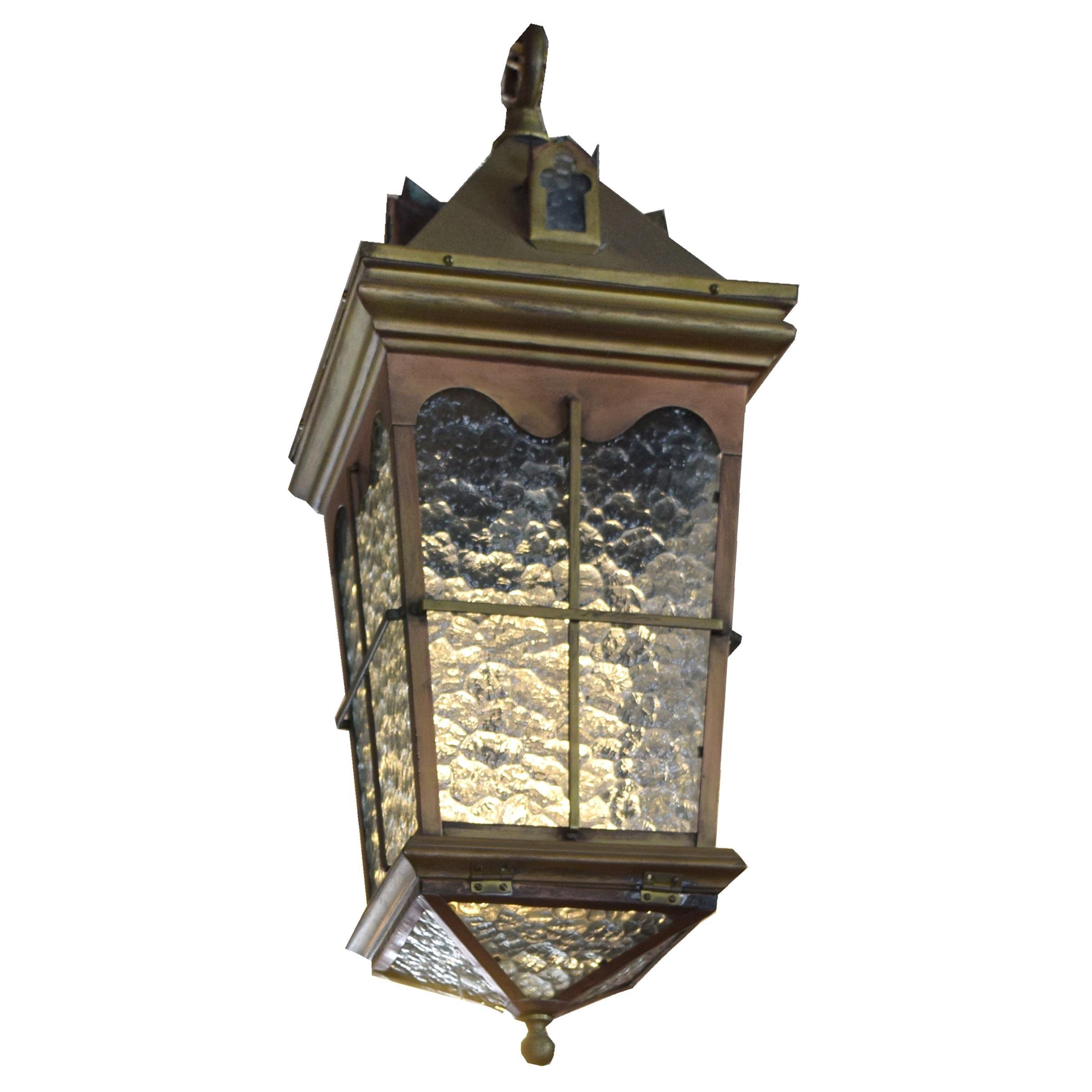 Early 20th Century Argentine Pendant Light