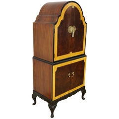 Early 20th Century Art Deco Cocktail Cabinet