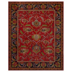 Early 20th Century Arts & Crafts Designed Carpet by Gavin Morton