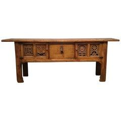 Early 20th Century Arts & Crafts Oak Sideboard