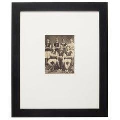Early 20th Century Basketball Team Photo, circa 1909