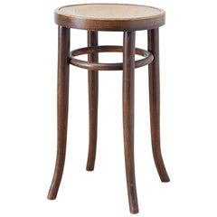 Early 20th Century Bentwood Stool Attributed to Thonet
