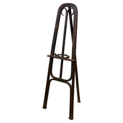 Early 20th Century, Bentwood Thonet Vienna Easel