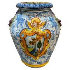 Early 20th Century Ceramic Vase from Spain