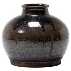 Early 20th Century Chinese Apothecary Wine Jar