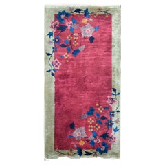 Early 20th Century Chinese Art Deco Rug