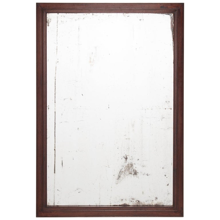 Early 20th Century Chinese Calligrapher's Frame with Mirror For Sale