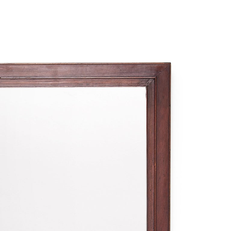Early 20th Century Chinese Calligrapher's Mirror In Good Condition For Sale In Chicago, IL