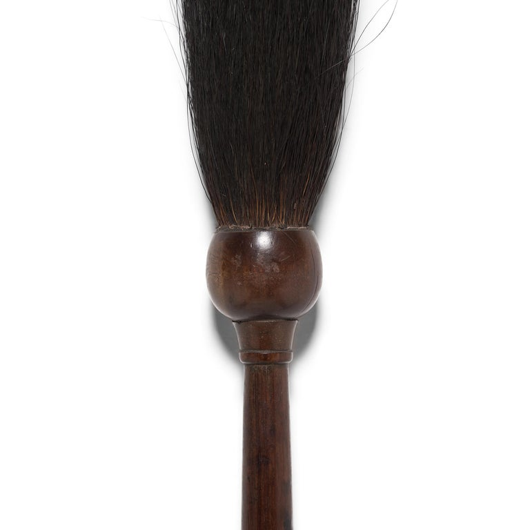 Qing Early 20th Century Chinese Calligraphy Brush For Sale