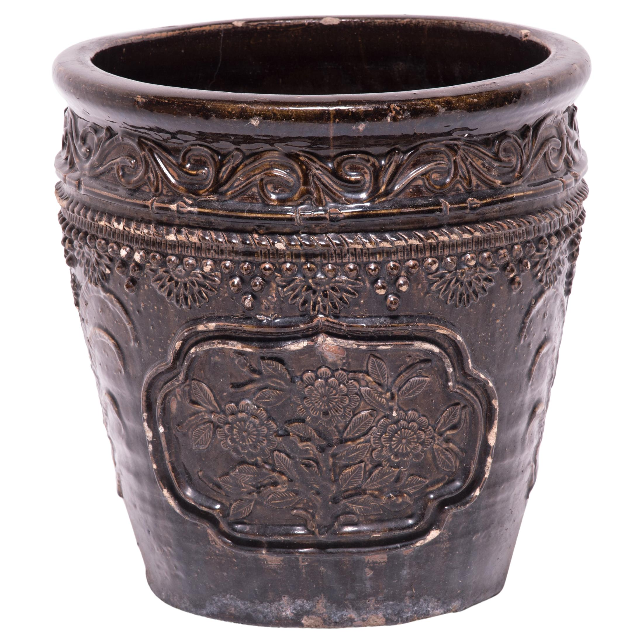 Early 20th Century Chinese Eternity Vessel