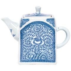 Early 20th Century Chinese Lotus Vinegar Pot