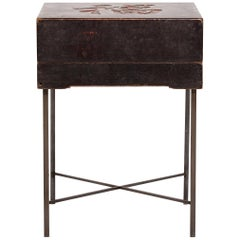 Early 20th Century Chinese Presentation Box Table
