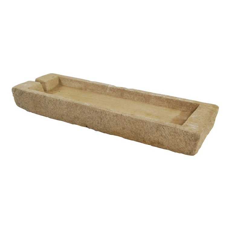 Early 20th Century Chinese Shallow Shanxi Trough For Sale