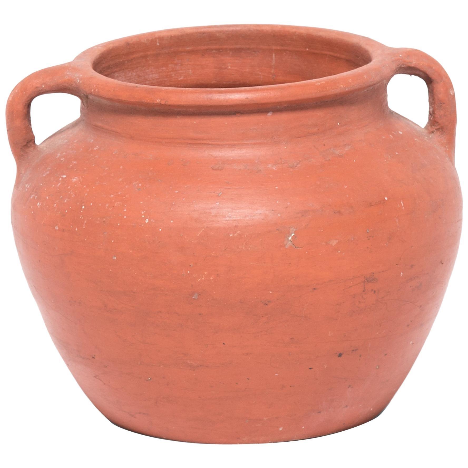 Terracotta Soup Pot, c. 1900