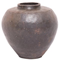 Early 20th Century Chinese Wine Jar