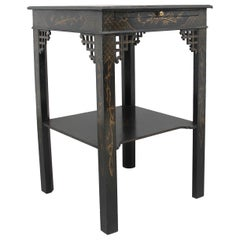 Early 20th Century Chinoiserie Side Table