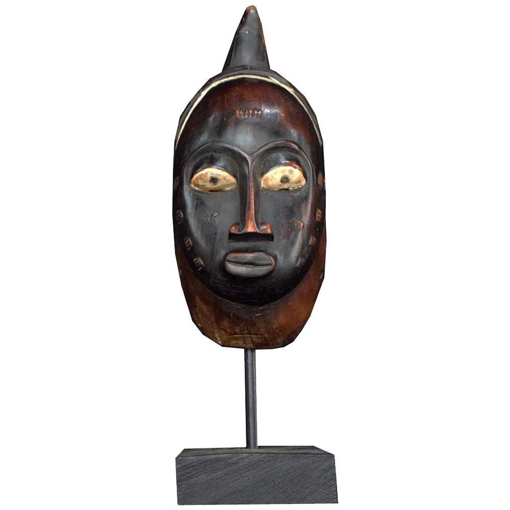 Early 20th Century Chokwe Mask