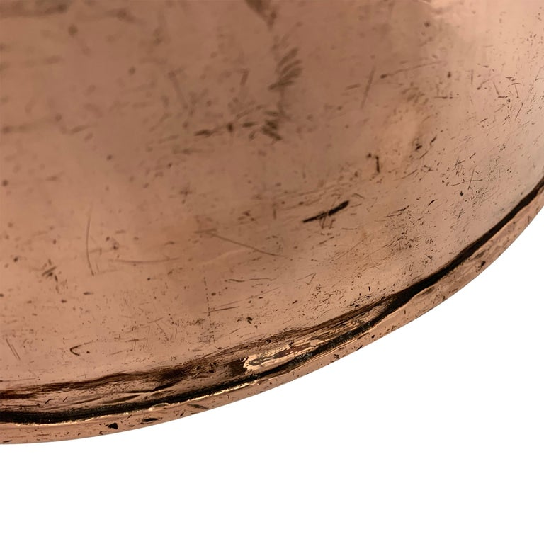 Early 20th Century Copper Pot from Hotel Taft, NYC For Sale 4