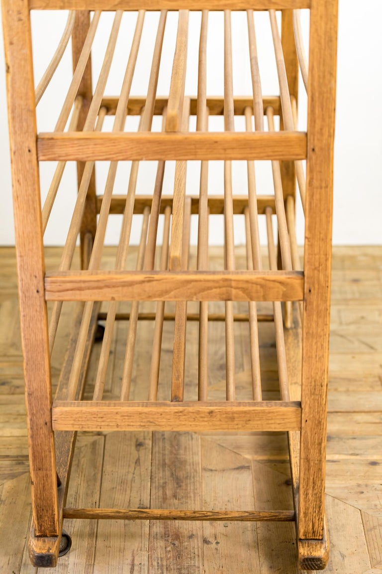 Early 20th Century Edwardian Bakery Cooling / Proving / Display Rack For Sale 1