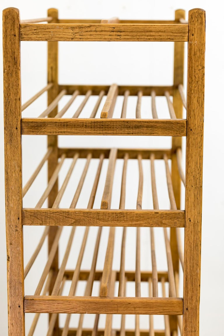 Early 20th Century Edwardian Bakery Cooling / Proving / Display Rack For Sale 2