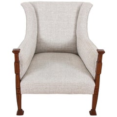 Early 20th Century English Armchair