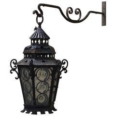 Early 20th Century English Lantern