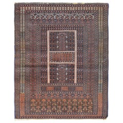 Early 20th Century Ensi Rug