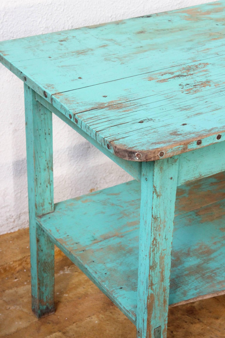 Early 20th Century Farm Table Found in Western México For Sale at ...