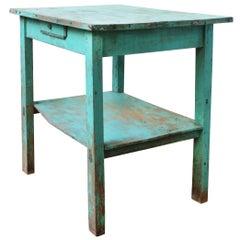 Early 20th Century Farm Table Found in Western México