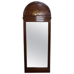 Early 20th Century French Art Deco Mirror