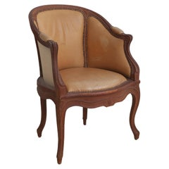 Early 20th Century French Bergere
