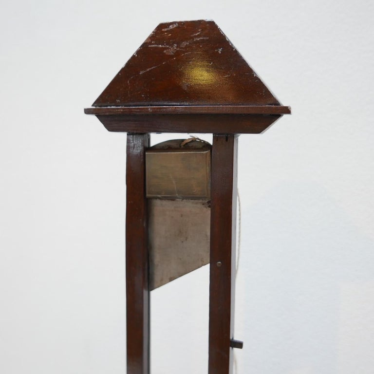 Early 20th century French Cigar Cutter Model of a Guillotine For Sale 7