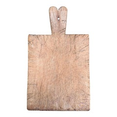 Early 20th Century French Cutting Board