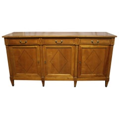 Early 20th Century French Directoire Sideboard