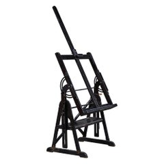 Early 20th Century French Easel