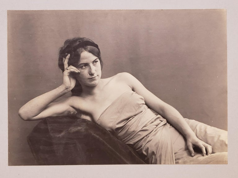 Early 20th Century French Erotica Nude Art Photographs For Sale 8