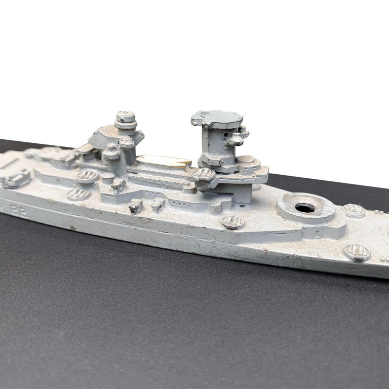Early 20th Century French Naval Battleship Training Models For Sale 4