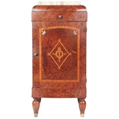 Early 20th Century French Nightstand / Cabinet