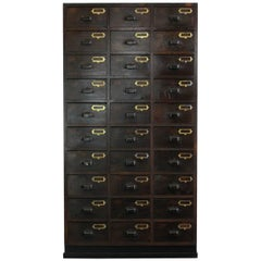 Early 20th Century French Workshop Drawers, circa 1910