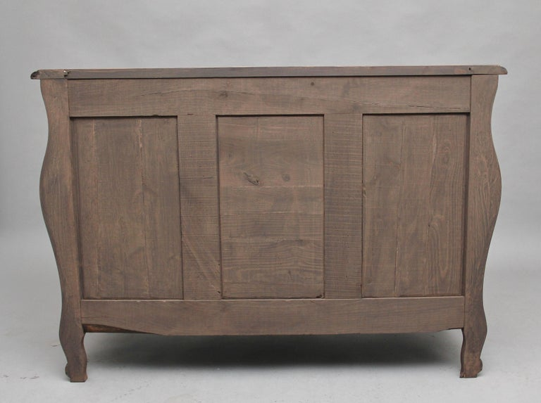 Early 20th Century Fruitwood Commode For Sale 2