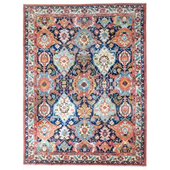 Early 20th Century German Tetex Rug