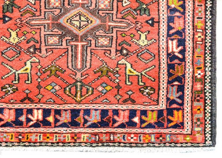 Early 20th Century Karadja Runner For Sale 2