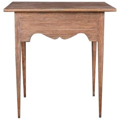 Early 20th Century Gustavian Style Swedish Side Table