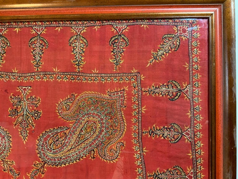 Early 20th Century Hand Embroidery Suzani Wall Hanging For Sale 5