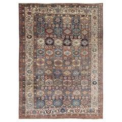Early 20th Century Handmade Northwest Persian Room Size Carpet