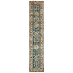 Early 20th Century Handmade Northwest Persian Runner