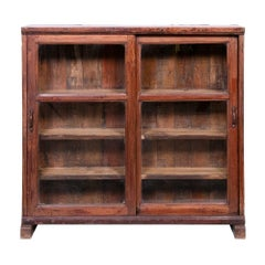 Early 20th Century Indian Display Cabinet