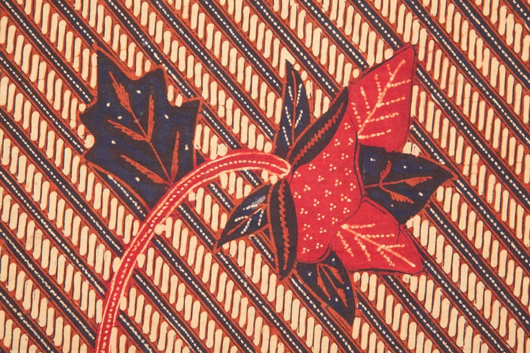 Early 20th Century Indonesian Batik For Sale 1
