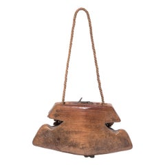 Early 20th Century Indonesian Lombok Cowbell