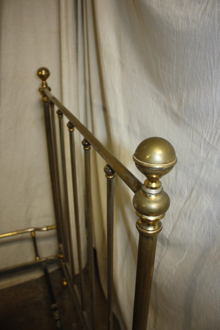 Early 20th Century Iron Bed For Sale 7